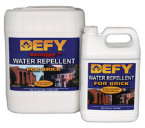 Masonry Saver (Defy) Brick Water Repellent 1 Gallon