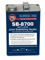 SB-8700 Wet Look Joint Stabilizing Sealer 1 Gallon