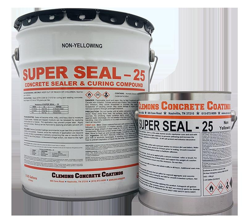 SuperSeal25 Semi-Gloss 1 Gallon